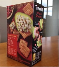 Triscuit side